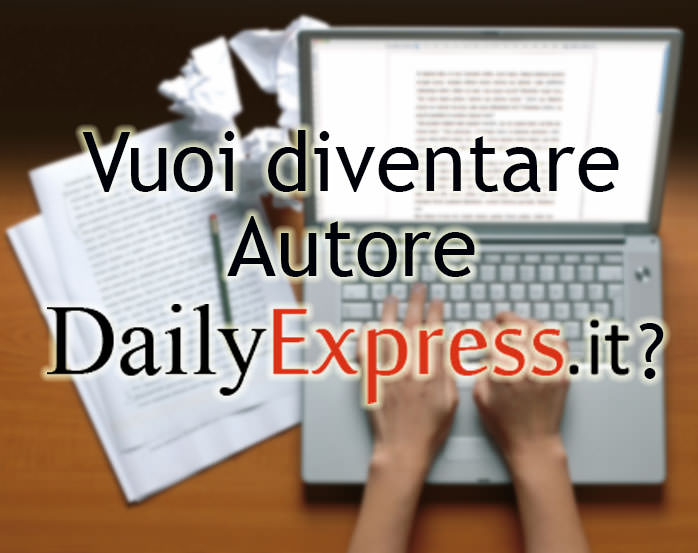 diventa autore Dailyexpress.it